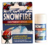 Ransom Pickles Snowfire Ointment Sticks 18g Cracked Dry Damaged Hands Skin